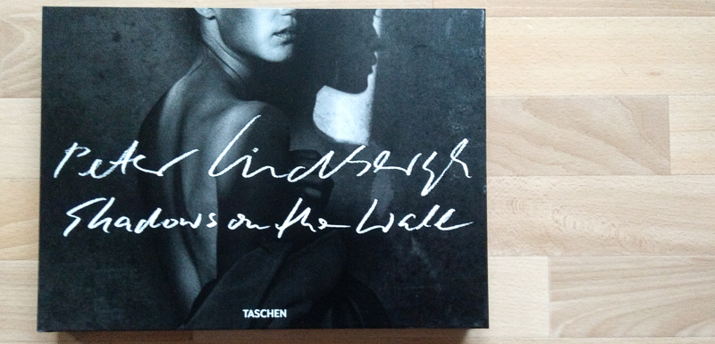 Cover Peter Lindbergh - Shadows on the Wall / TASCHEN Verlag