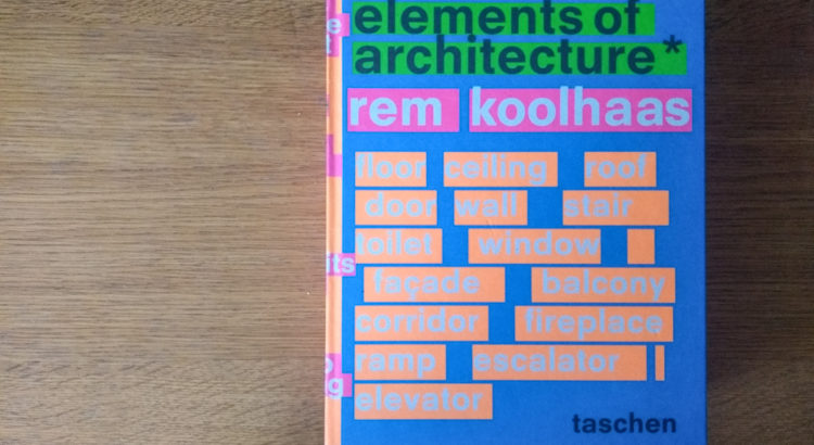 (C) TASCHEN - Elements of Architecture